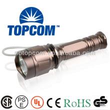 Cree alta potencia llevó linterna TP1807