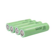 Bateria recarregável 18650 bateria de lítio 3.7V 3000mAh Icr18650-30b para laptop