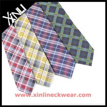 100% seda etiqueta privada hombres corbatas jacquard corbatas tejidas