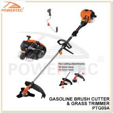 Powertec 30cc 1000W Sellin Brunnen Benzin Gras Trimmer (PTG09A)