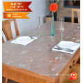 clear pvc film for printing made in china for table cloth shower curtain
