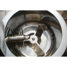 2017 GHL series high speed mixing granulator, SS cow feed mixer, horizontal used plastic granulator