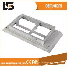 IP66 que avalia as peças industriais do alumínio do alojamento da luz de rua do diodo emissor de luz