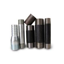 niples de acero al carbono con rosca macho NPT de alta calidad