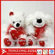 Regalos de San Valentín de peluche de juguete de oso niña y niño