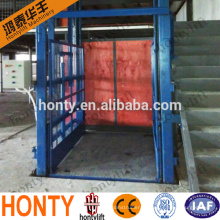 CE cheap roller shutter guide rail/vertical elevator lift