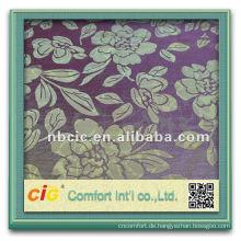 Mode neue Design hübsch Ningbo aus Polyester Jacquard Vorhang Stoff Namen