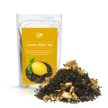 Bulk Wholesale Digestive Afternoon Blend Tea Lemon Tea Bags Lemon Black Tea