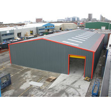 Steel Structure Prefabricated Building (KXD-SSB1366)