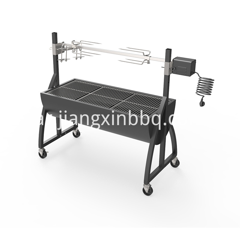 52 Large Bbq Spit Roaster Large With Ac Motor
