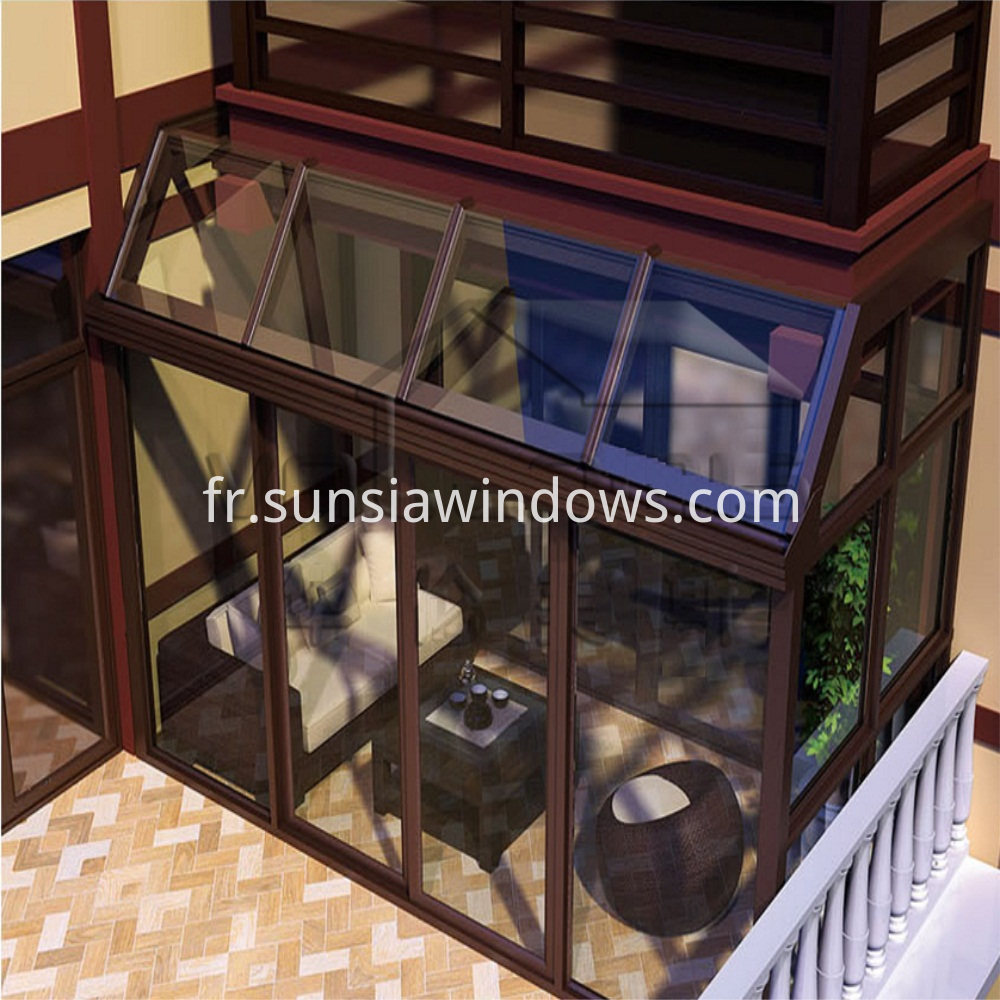 Aluminum Sunroom Enclosure