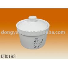 Factory direct wholesale porcelain cruet set