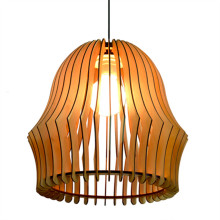 LED Wood Pendant Lighting (KAM-BD-L)