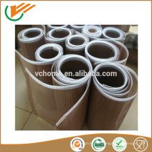 Food Grade High Tensile Strength China Top 10 High Quality ptfe teflon coated fiberglass mesh conveyor belt!