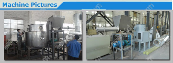 SXG Series Industrial Spin Flash Dryer