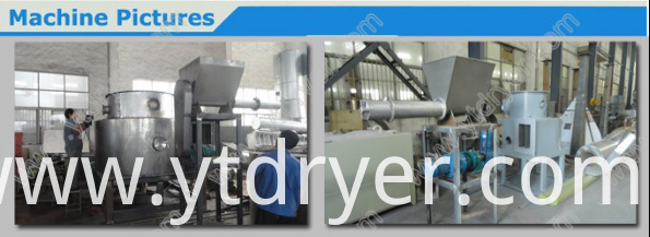 Flash Drying Machine