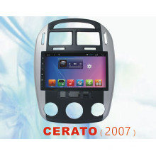 Android 5.1 Car Video for Cerato with Car DVD Player