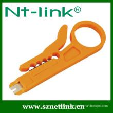 Para o decapador de cabo UTP / STP