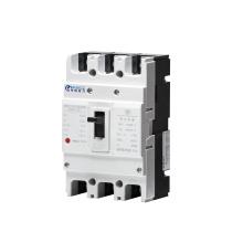High quality 3 4Pole 400V  molded case circuit breaker
