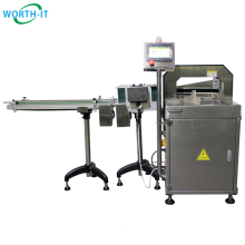 Worth-IT BM-50 automated banding machine for small color boxes medical boxes