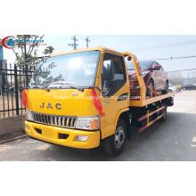 Nuevo JAC 5.6m Vehículo de remolque de trabajo liviano