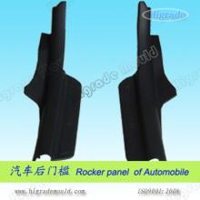 Piezas de vehículos de plástico y molde de inyección de automóviles (HRD-H72)