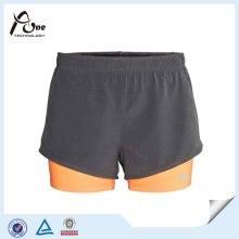 Wholesale Women Running Shorts with Underwear