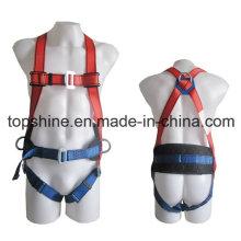 Высококачественный профессиональный полиэстер с регулируемым ремнем безопасности для всего тела