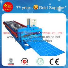 Hky1100 Corrugated Sheet Glazed Tile Roll Forming Machine