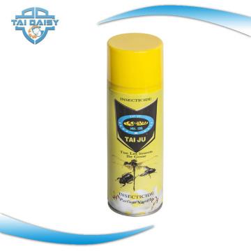 Высокоэффективное смешивание ингредиентов аэрозольного пестицидного аэрозоля