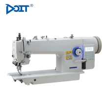 DT0313-D4 dirigen la máquina de coser de la cerradura plana industrial del punto de cadeneta