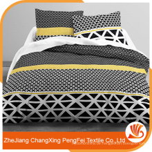 China Lieferant Großhandel Textil Material Bett Deckblatt Stoff