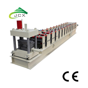 Semi Auto C Purlin Roll Forming Machine