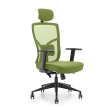 chaise de bureau de maille moderne pas cher avec lombaire avec nylon b ase