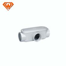 cuerpo del conducto tipo LT de aluminio galvanizado