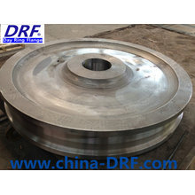 Custom Auto Stainless Steel Forged Wheel