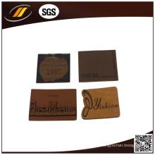 Etiqueta de couro fino para calças Malas de mala (HJL02)