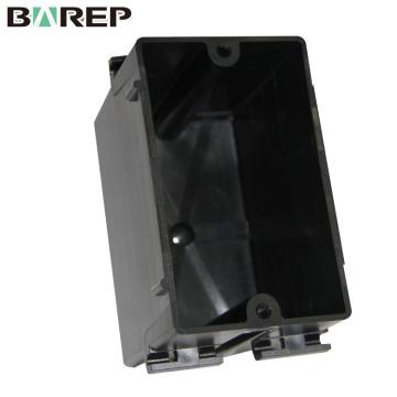 Tamaños de caja de conexiones estándar eléctricas del mercado del interruptor del gfci del estilo americano