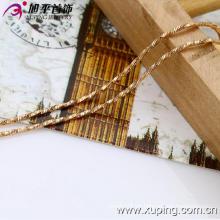 Xuping collar de oro de moda 18k de color fino (42532)