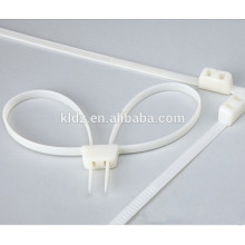 High Quality Plastic Double Plastic Handcuff