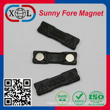 NbFeB badge magnet block China factory