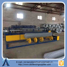 Semi-automatic chain link machine for India market