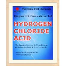 Жидкий соляной кислоты для бассейна химикаты нет CAS 7647-01-0