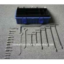 Упаковочный инструмент, Экстракторы упаковки, Упаковка Пзготовителей