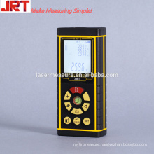 60M usb charge small laser works golf watch range finder