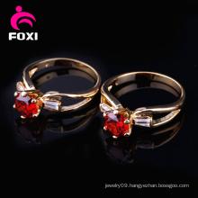 Latest Design Gemstone Women Rings Jewelry