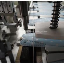 Fish Type Mask Earloop Welding Making Machine