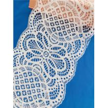 Новый дизайн нейлона и спандекса кружевной отделкой для нижнего белья