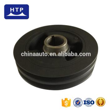 high quality auto engine parts Crankshaft pulley for Toyota HILUX 2L 3L 5L 13408-54090 13408-54070