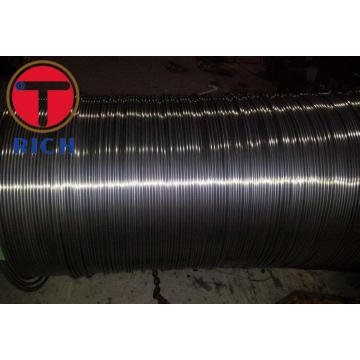 TP304 / 304L / 316 / 316L Stainless Steel Coil Tabung Kecil